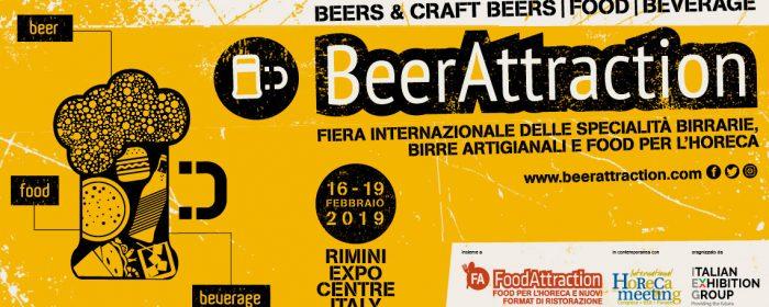 Prenota per FIERA Beer Attraction a Rimini